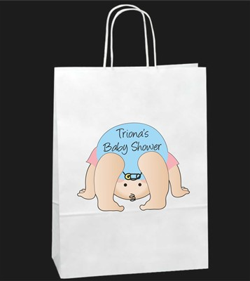 Baby Shower Goody Bag Baby Shower Gift Bag 299 Personalised
