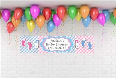 large banner baby shower baby shower banner 9 49