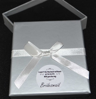 Will You Be My Bridesmaid Gift Box 4 99 Personalised Gifts