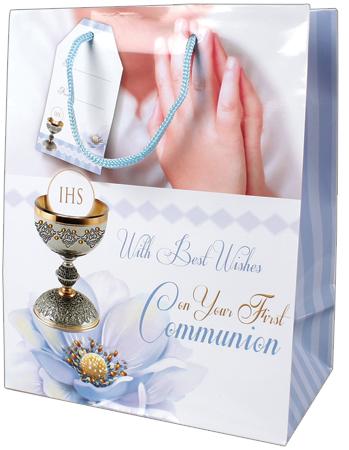 Communion Gift Bag : Boy