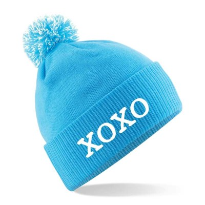 Kids Bobble Knitted Beanie - €11.99   Personalised Gifts 2f17accc3bec