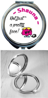 Compact mirrors personalised gifts ennis clare ireland compact mirrors general range negle Gallery
