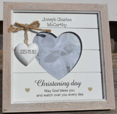Personalised Christening Gifts : Christening Gift Ideas