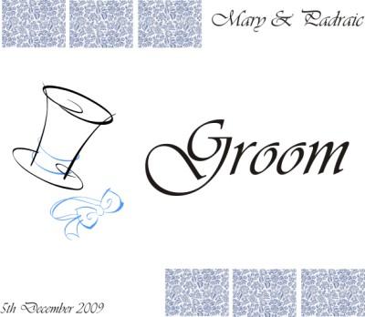 Groom Wedding Gifts on Bride Groom Pillowcases Personalised Gifts ...