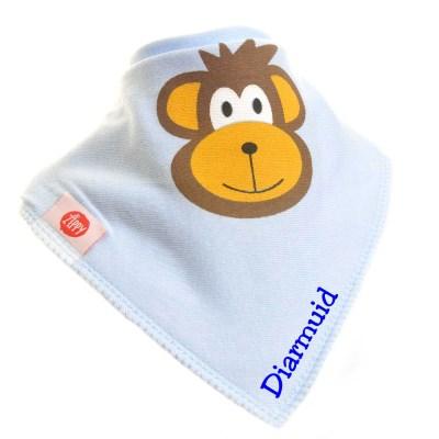 Zippy baby bib monkey 599 personalised gifts ennis clare zippy baby bib monkey negle Gallery